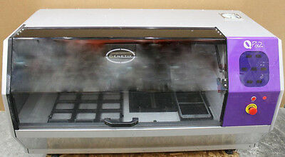 Genetix QPix2 Automated colony picker microplate arrayer with computer, software