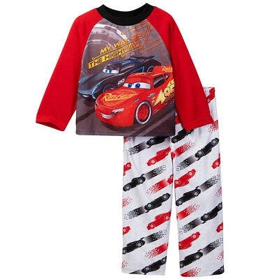 Disney Cars 3 Boys Pajamas (Toddler/Little Kid/Big Kid) 21C3032BLL
