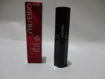Shiseido  Lacquer Rouge PK430 Dollface ,  6ml
