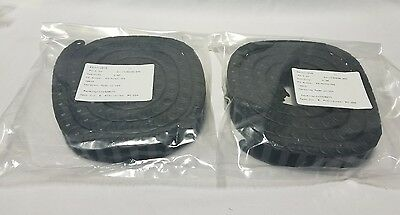 Lot of 2 IGUS Chain Cable Carrier E2C1530038-MC -E SERIES Snap Open, SKBAWA-000