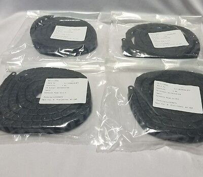 Lot of 4 IGUS Chain Cable Carrier E2C1020028-6MC -E SERIES Snap Open, SKBAWA-000
