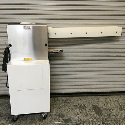 Bagel Dough Divider Excelsior EAD-100 #6618 Commercial Bakery Feed Machine NSF