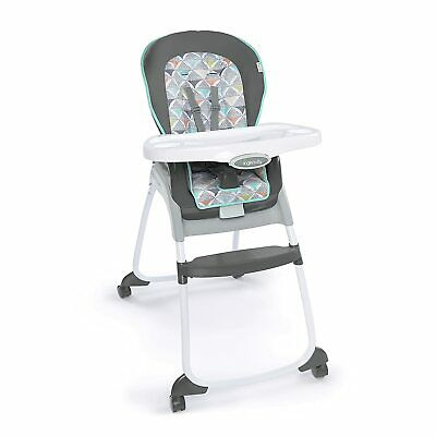 Ingenuity Trio 3-in-1 Ridgedale High Chair, Grey **FREE SHIPPING**