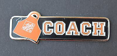 Home Depot Coach Apron Pin NIP