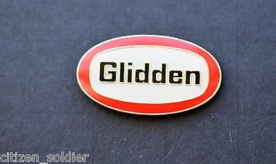 Home Depot Glidden Logo Vendor Pin