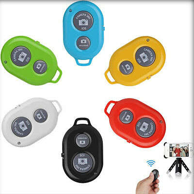 Wireless Bluetooth Camera Remote Shutter Control Self-timer iphone IOS Android