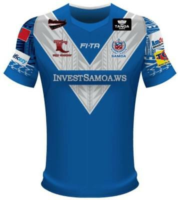 SAMOA 2017 Super Rugby jersey