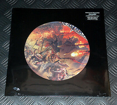 Rhapsody 'Rain Of A Thousand Flames' German '01 ORG LP Picture Disc Rare Sealed!
