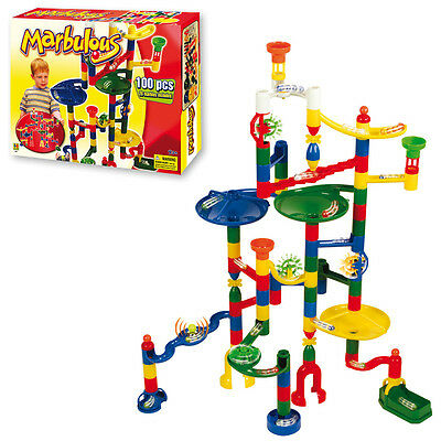 Marble Run Marbulous 100 Piece Marble Race High Quality kids Toys FREE Post