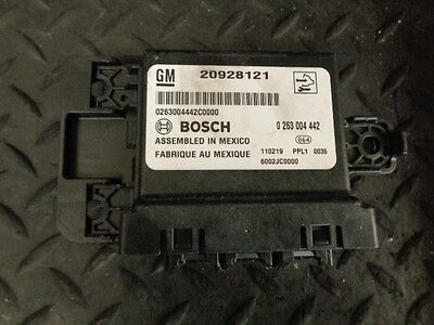 VAUXHALL INSIGNIA 2.0 CDTI POSITIVE BATTERY TERMINAL MODULE 13358922