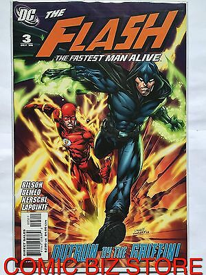 Flash: The Fastest Man Alive #3 (2006) Dc Comics