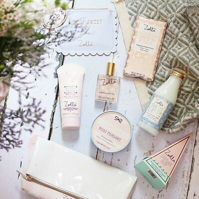 Brand New, Zoella Sweet Inspirations Beauty Bundle