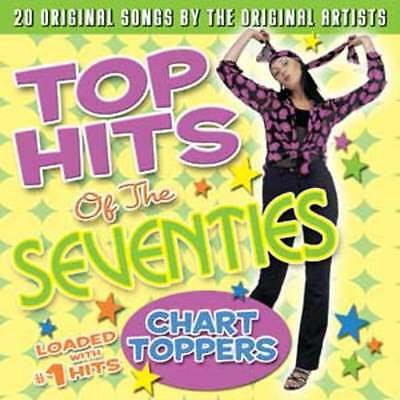 Top Hits of the 70s: Chart Toppers NEW CD