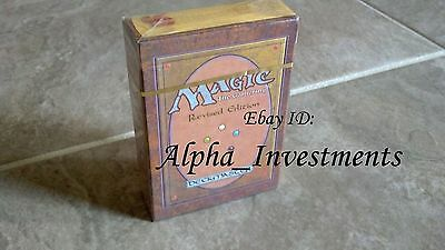 Magic the Gathering 3rd Revised Edition Starter Deck Factory Sealed box New