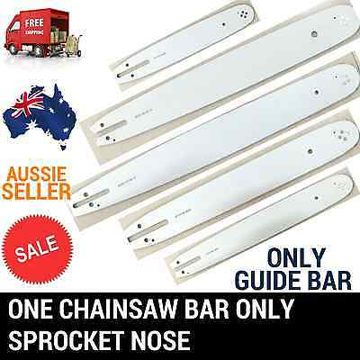 """22"""" CHAINSAW GUIDE BAR ONLY .325 058 86DL FOR Baumr-AG SX75 75CC CHINASAW"""
