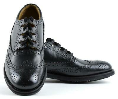 Ultimate Piper Drummer Goodyear Welted Ghillie Brogues Comfortable Durable