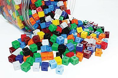 Centifit Cubes 100p Maths Teacher Resource Volume 3D Shapes Number Patterns Kids