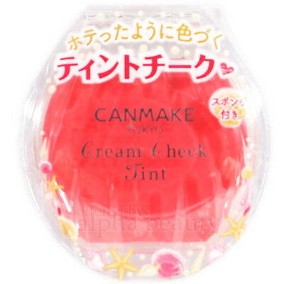 Canmake Japan Cream Cheek Tint Blush Color