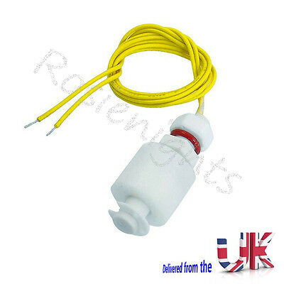 Vertical Water Level Sensor Float Switch Tank Pool Liquid Sensor Ball Float 220V