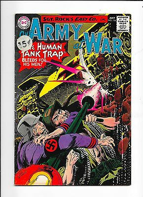 Our Army at War #156 DC Comics (1965)