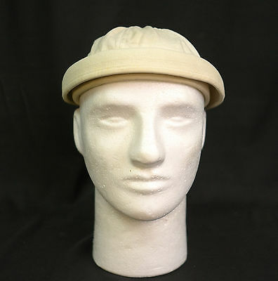 WWII US Navy White Dixie Cup Hat