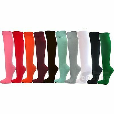 Couver Premium Quality Softball Baseball Athletic Sports Knee High Socks 12 Mixe