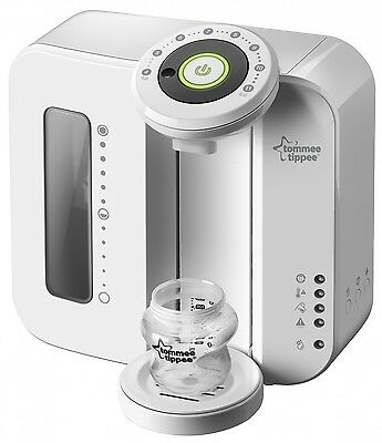 baby milk maker machine Tommee tippee closer to nature perfect prep
