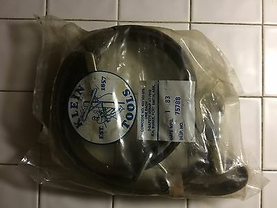 KLEIN TOOLS Safety Positioning Strap, Pole Tree Climbing Lineman's AT-7810 NEW!