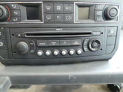 Citroen C5 Radio/cd/dvd/sat/tv X7 09/08-12/11 08 09 10 11