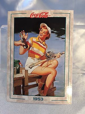1994 The Coca-Cola Collection Series 2 Card #186 / 1953