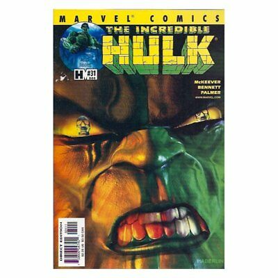 Incredible Hulk (2nd Series) 31 -  -