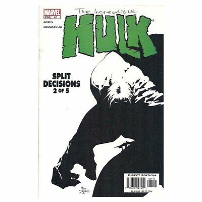Incredible Hulk (2nd Series) 61 -  -