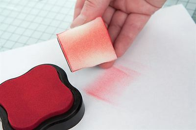 Pigment Ink Pad RED  DOA 550100