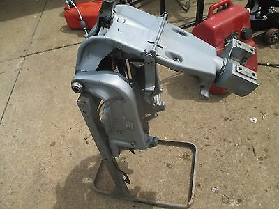 Trim tilt outboard engines components boat parts for Power trim motor for johnson outboard
