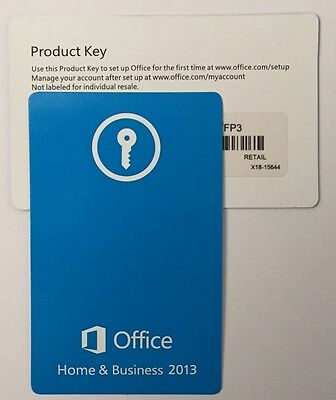 microsoft office 2013 home and business 2013 pkc produkt key card office 2013 eur 69 90. Black Bedroom Furniture Sets. Home Design Ideas