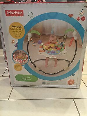 Fisher Price Jamperoo V0206 - never open - new