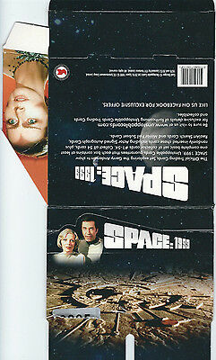 Space 1999 - EMPTY CARD BOX - NO PACKS - SHIPPED FLAT