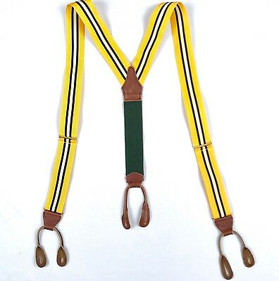 Polo Ralph Lauren Men's Adjustable Suspenders Braces