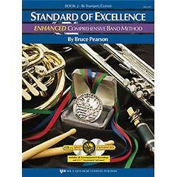 KJOS PW22TP Standard of Excellence Enhanced Book 2 Trumpet