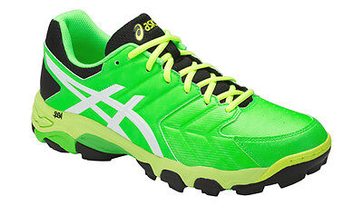 Asics Blackheath 6 GS Hockeyschuhe Junior Feldhockey Fieldhockey green grün