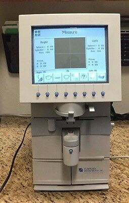 Used Zeiss Humphrey Lens Analyzer 360 Good Condition