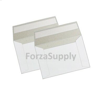 Self Seal Flat Cardboard Mailer Envelopes Photo Shipping Packaging 500 250+more