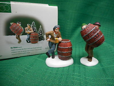 Dept 56  Ale Mates Set of 2  Dickens Village   #58417