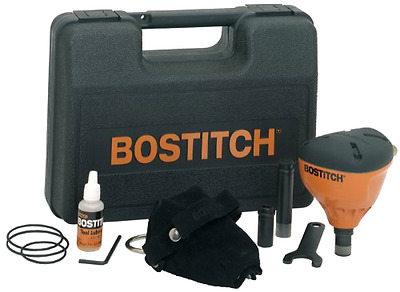 Impact Nailer Kit Used for Nailing Off Metal Connectors and Joist Hangars Tools