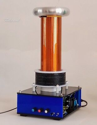 SSTC - Solid State Tesla Coil, 220V Assembled, Personalized gift