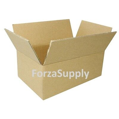 """8"""" Corrugated Cardboard Boxes Shipping Supplies Mailing Moving - Choose 15 Sizes"""