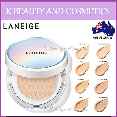 [LANEIGE] Pore Control BB Cushion With Extra Refill SPF50+ PA++ AMORE PACIFIC