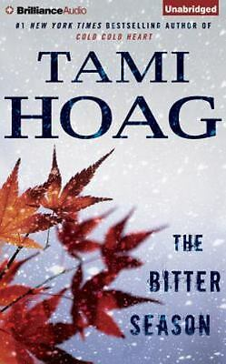 THE BITTER SEASON unabridged audio book on CD by TAMI HOAG (11 CDs / 14 Hours)