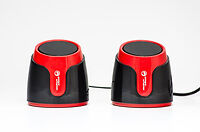Itspg101 Itek Gaming Speaker Scorpion Roaring - Audio Stereo 3D, Jack 3.5Mm, Usb