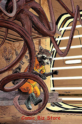 Rocket #3 (2017) 1St Printing Bagged & Boarded Guardains Of The Galaxy